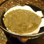 42148061 - かに味噌焼き 2015.9月