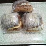 ミニョン - 料理写真:サラダサンド(エッグ、ポテト、ツナ)