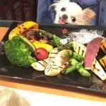 42148592 - 野菜のグリル