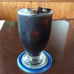 喫茶ハイマート - ドリンク写真:アイスコーヒー