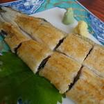 鰻いしかわ - 白焼き1850円