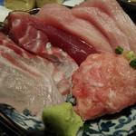 笑壷 - 笑壺定食(刺身)