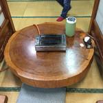 42156400 - 屋久杉のテーブル