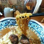 カレーハウス - 醤油ラーメン