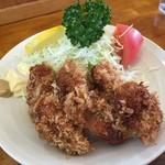 浜めし - 単品牡蠣フライ