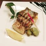 さかい - 太刀魚の塩焼き