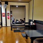 太威 - 小上がり座卓席(2015年9月)