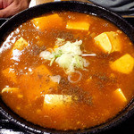 太威 - 四川風マーボー麺(1辛・細麺)(2015年9月)