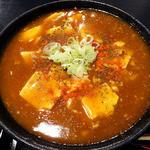 太威 - 四川風マーボー麺(2辛・細麺)(2015年9月)