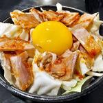 太威 - キャベチャ丼(2015年9月)