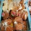 奥野寿久商店 - 料理写真:目的の「ピヨピヨフライ」発見(☆∀☆) 10枚入り450円♪