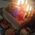 42161433 - 誕生日ケーキ