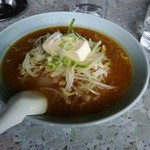 布部札幌軒 - バター野菜味噌ラーメン最強