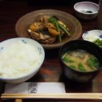 42161874 - メバルのあら煮(あら煮定食1500円)