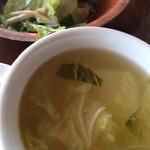 キッチンオルト - スープ、サラダ