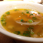 42164030 - お通し(スープ)
