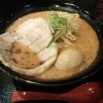 Marukinhompo - 百年味玉味噌ラーメン