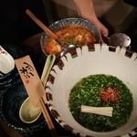 東京苑 - ユッケジャンスープ