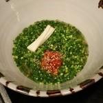 東京苑 - 冷麺