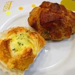 ロリアン - ポテマヨ、くるみパン