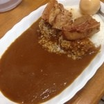 ジャンカレー - 豚角煮カレー