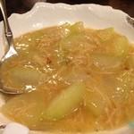 42167834 - 冬瓜とホタテの貝柱煮