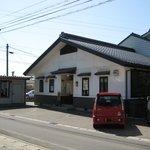 浅田 - 2010/3月:住宅地の一角に佇む一軒屋風の店構え