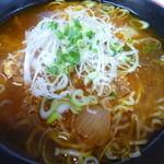 ニュー福屋 - 勝浦担々麺