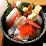 42172862 - 海鮮丼 950円