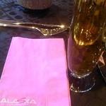 42173222 - ランチで生beer♪