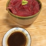 ヤマキ食堂 - 料理写真:まぐろ贅沢丼 1,600円