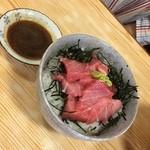 ヤマキ食堂 - 中トロ丼 1,600円