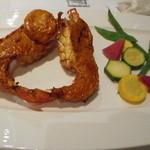 ル・ボ・リバージュ - 料理写真:伊勢海老と帆立貝のグラティネ