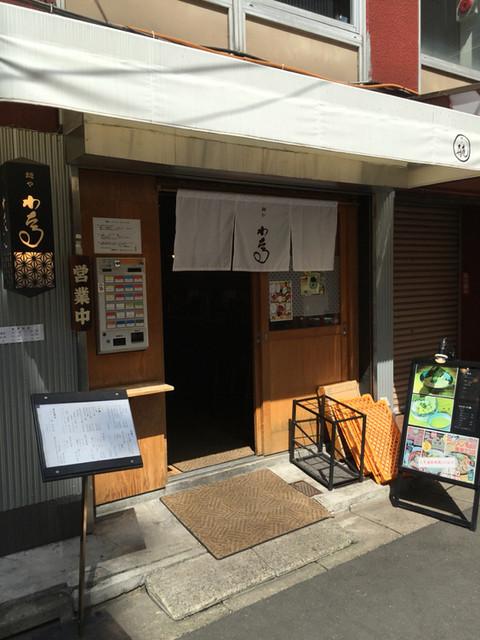 人形町 麺や わたる 亀戸天神店 - 外観