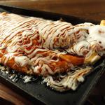 桃屋 - 豚平焼き