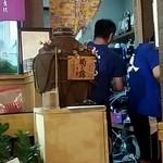 沖縄そば専門店 和 - この瓶を見て一杯頂きたくなりました、「菊乃露ブラウン (500円)」
