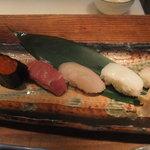 ふじけん 大名店 - 握り寿司