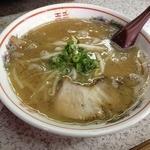 42182977 - 焼肉ラーメン定食(1200円)のラーメン