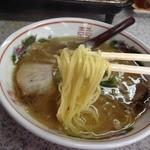 42182979 - 真琴ラーメン麺リフト