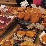 りりぱっと - 料理写真:カレーパン他(2015年9月)