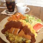 パタタ食堂 - トルコライス &ランチのコーヒー