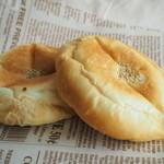 さくらパン工房 - 高菜おやき