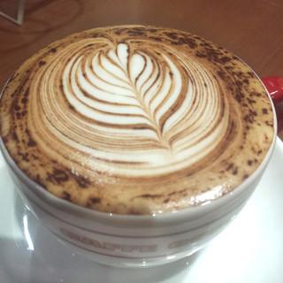 最高のカフェでおもてなし♪