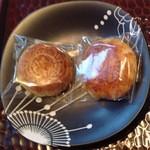 琉球酥本舗 - 月餅 果実ミックスと棗