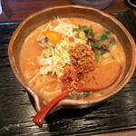 蔵deらーめん - 信州味噌野菜ラーメン @780