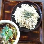 Sobadokoroyashio - 舞茸鴨汁そば