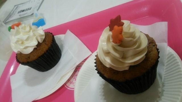 ロンドンカップケーキ>