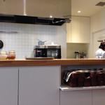 ミライスト カフェ&キッチン - 店内厨房