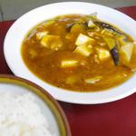 天津 - 麻婆茄子豆腐定食 ¥800