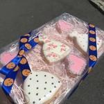 42188922 - ☆キュートなアイシングクッキー(≧▽≦)/~♡☆